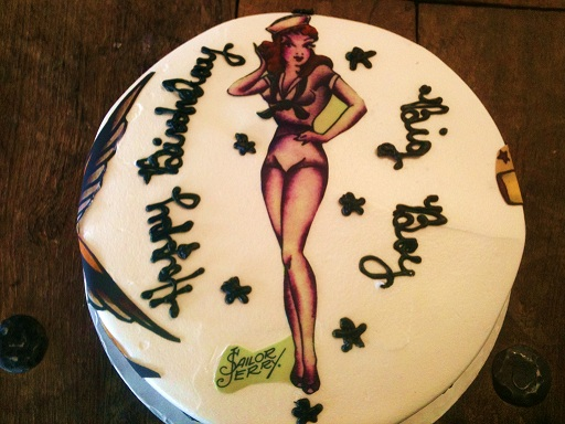 See Cathy S Rum Cake Caterers Tattoos Rum Cakes Tattoo